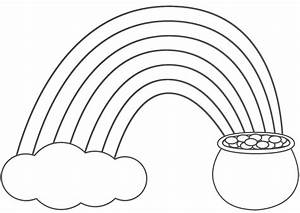 rainbow coloring pages for kids printable   Only Coloring ...