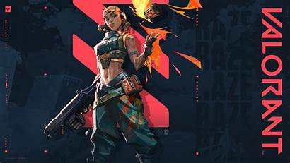 Valorant Raze Resolution Wallpapers Games Tags