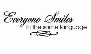 Smile Quotes & ... Same Smile Quotes