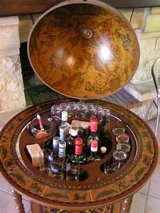 Bar Globe Terrestre : bar globe clasf ~ Teatrodelosmanantiales.com Idées de Décoration