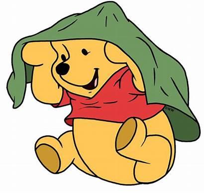 Clipart Clip Pooh Blanket Hide Winnie Blankets