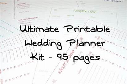Planner Printable Pages Planning Printables Kit Stress