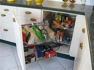 Meuble Angle Cuisine : ambiance cuisine meubles contarin ~ Teatrodelosmanantiales.com Idées de Décoration
