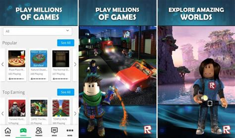 Join millions of players and discover an infinite variety of immersive worlds created by a global community! Roblox MOD APK 2.424 Free Download (Unlimited Robux)