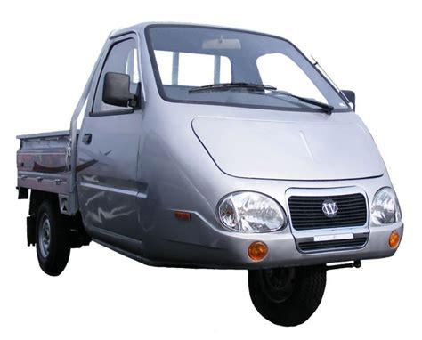 Wf650 3 Wheel Trike Car Street Legal Vehicle Truck