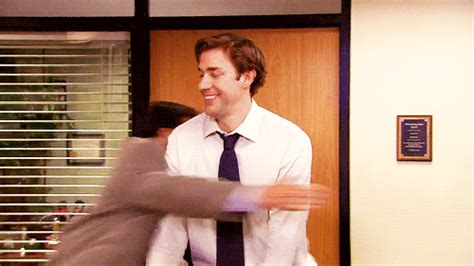 Office Gifs days of the week described with the office gifs gu