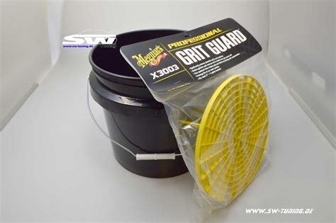 grit guard eimer meguiars grit guard einsatz mit eimer fahrzeugpflege