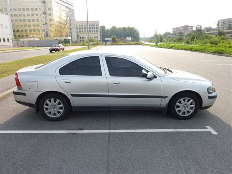 2002 Volvo S60 Problems by 2002 Volvo S60 Pics 2 4 Gasoline Ff Manual For Sale