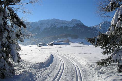 Im Winter by Inzell