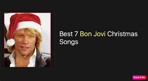 Bon Jovi Best Songs Best 7 Bon Jovi Songs Nsf Station
