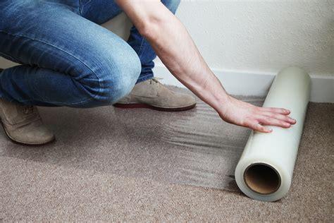 Clear Sleeve Floor Protectors Uk by Kenley Heavy Duty Self Adhesive Carpet Floor Stairs