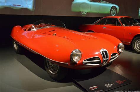 Alfa Romeo Italy by Italy National Automobile Museum Alfa Romeo Disco Volante