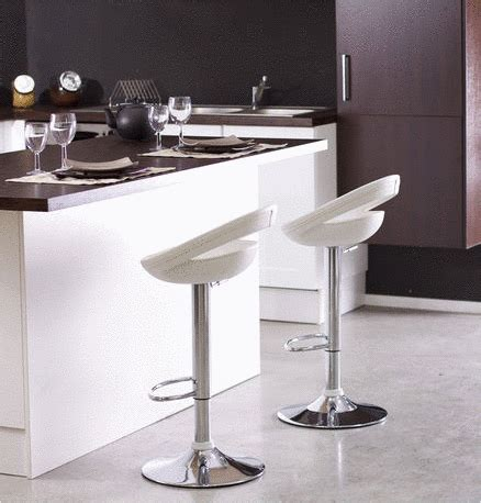 tabouret bar cuisine la chaise de bar nouvel objet tendance de nos cuisines