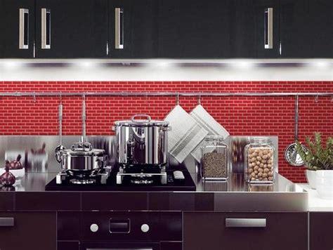 smart kitchen designs  peel  stick kitchen