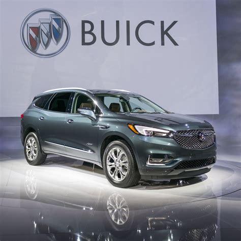 2018 Buick Enclave Priced At $40,970; Enclave Avenir