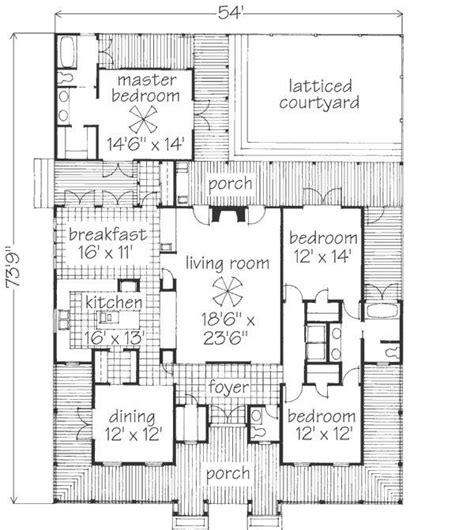 oconnorhomesinccom endearing dog trot house plans southern living   southern house