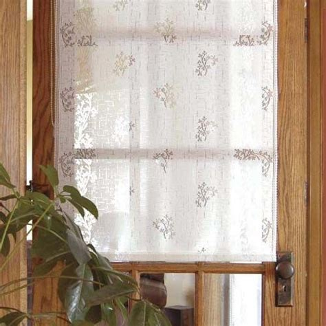 lace window shades heritage lace sheer divine roller shade shopping pinterest