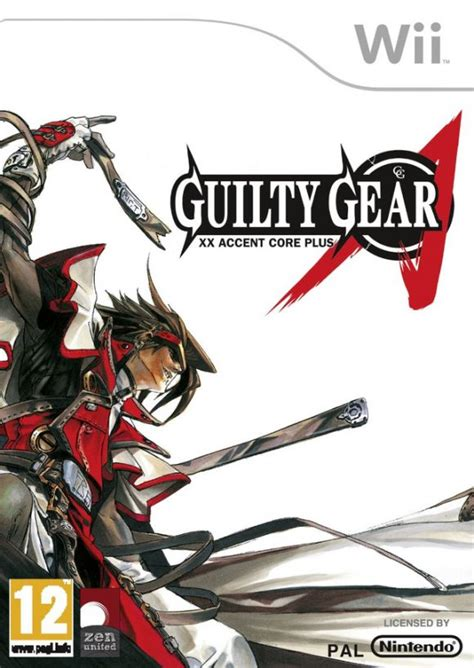 Guilty Gear XX Accent Core Plus ISO ppsspp
