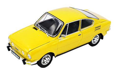 auto finanzieren ohne anzahlung skoda skoda 110r coupe gelb 1970 1982 707gk 1 18 abrex modell auto mit oder ohne ind ebay