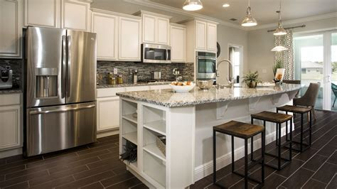 designing the kitchen new home floorplan vero fl hialeah in harmony 6666