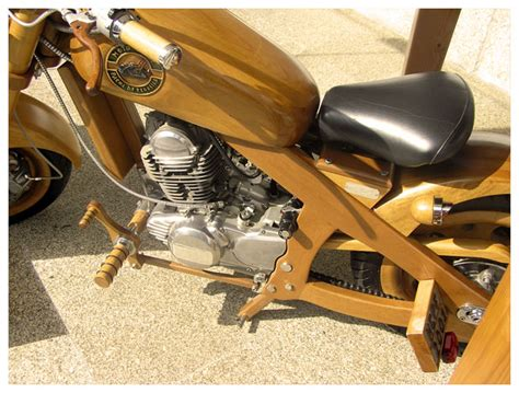 wooden motorcycle plans  woodworking