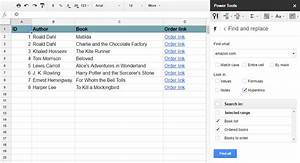 power tools add on for google sheets With google docs spreadsheet power
