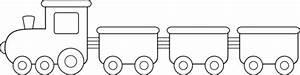 Cartoon Trains Clipart (68+)