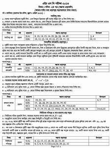 Mathematics Suggestion Of Hsc Examination 2013