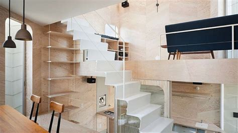 square foot tiny house sits atop  japanese cookie shop curbed