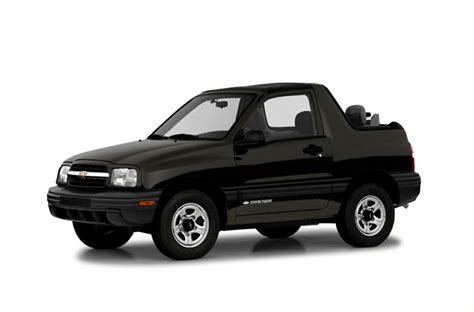 Chevrolet Tracker 2003 by 2003 Chevrolet Tracker Overview Cars