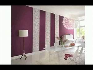 Zwei Wände Farbig Streichen : related video ~ Markanthonyermac.com Haus und Dekorationen