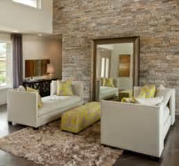 echte steinwand wohnzimmer steinwand wohnzimmer eine gehobene und stilvolle einrichtung