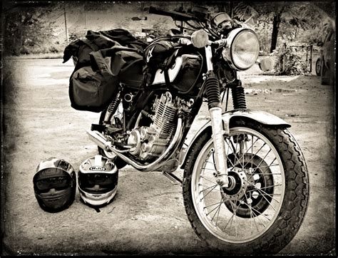 A Motorcycle Adventure