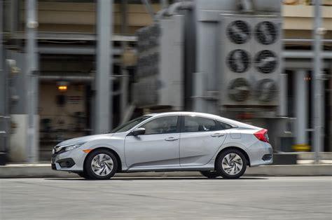 2016 Honda Civic Ex Sedan First Test Review