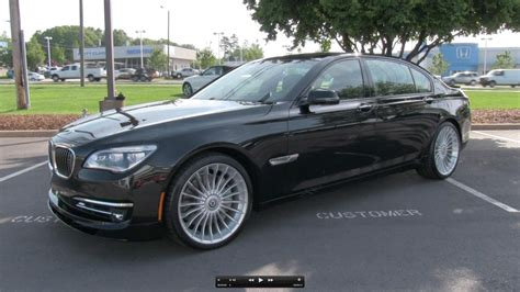 2013/2014 Bmw Alpina B7 Lwb Start Up, Exhaust, And In