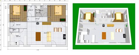 plan maison 2 chambres plan maison 2 chambres ce projet plan habill