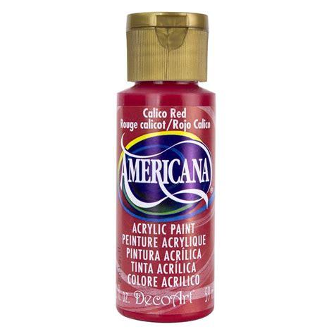 decoart americana 2 oz calico acrylic paint dao20 3
