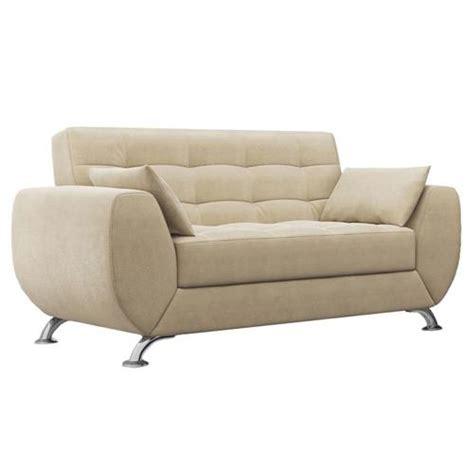 sofá 3 lugares linoforte larissa em tecido suede marrom sof 225 2 lugares linoforte larissa em tecido suede sof 225 s