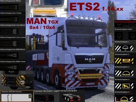 man heavy     ets euro truck simulator