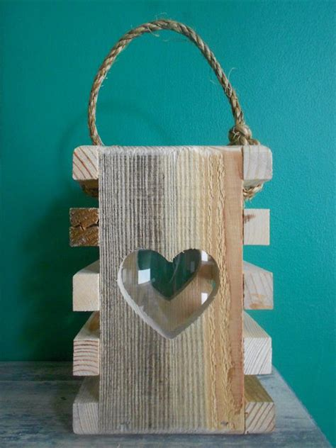 diy pallet heart lantern tea light pallet furniture plans