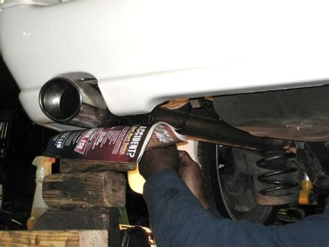 volvo  straight pipe exhaust mod