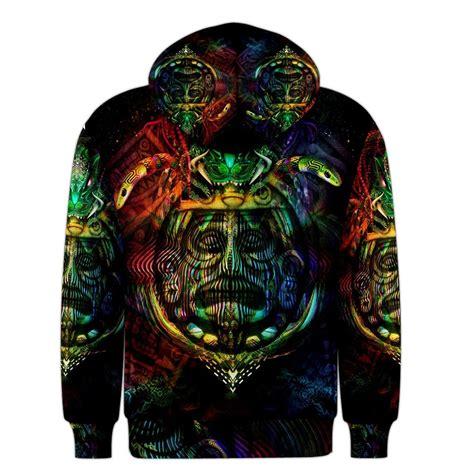 ancient aztec dmt trippy hippie psychedelic 3d print hoodie sweaters sweatshirts