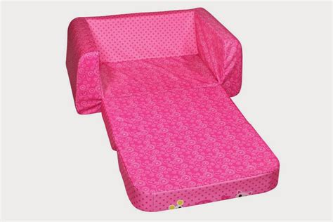 Minnie Mouse Flip Open Sofa With Slumber by Fold Out