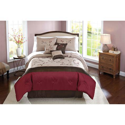 better homes and gardens indigo paisley 7 bedding