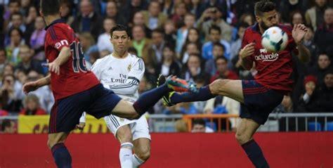 DirecTV transmite en vivo Osasuna vs Real Madrid por La ...