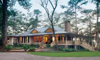 Southern Living House Plans with Porch