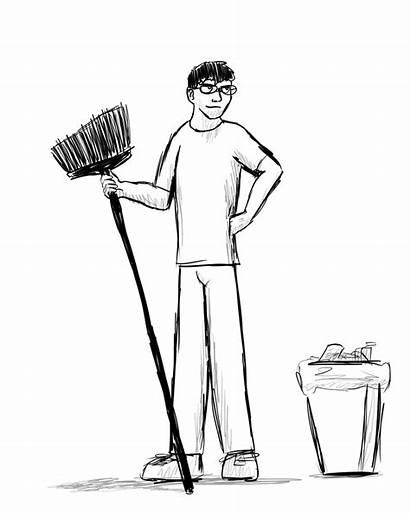 Cleaning Deviantart