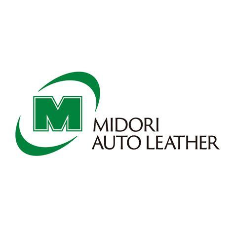 tmv group midori auto leather branding website design and print advertising