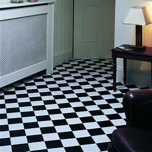 rhino pisa blackwhite chequered tile vinyl carpetright With carpetright bathroom lino