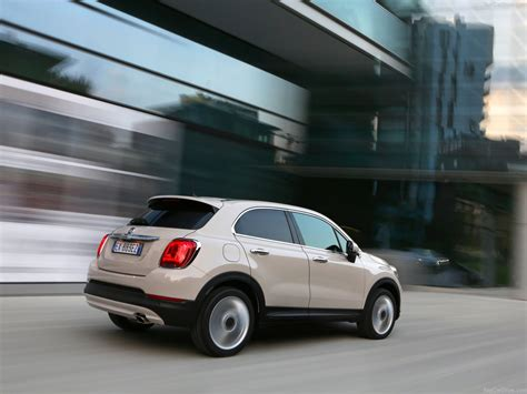 Fiat 500x Photos by Fiat 500x Photos Photogallery With 147 Pics Carsbase